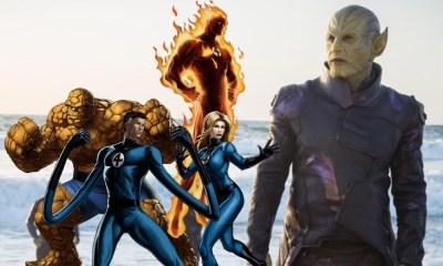 Fantastic Four enfrentarán a los Skulls y Kree