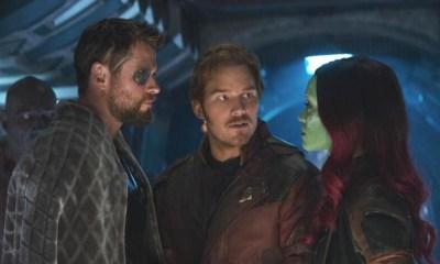 Guardians of the Galaxy aparecerán en 'Thor: Love and Thunder'