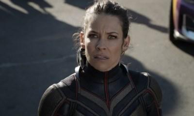 Evangeline Lilly seria despedida de 'Ant-Man 3' por comentarios sobre coronavirus