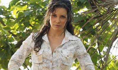 Maggie Grace criticó a Evangeline Lilly