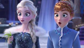 Fecha para el estreno de Frozen 3