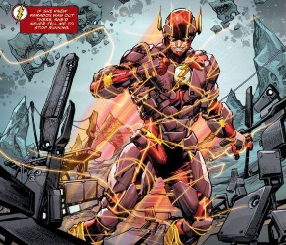 El nuevo traje de Flash será muy parecido al traje de Ezra Miller en el DCEU flash-752-583x500