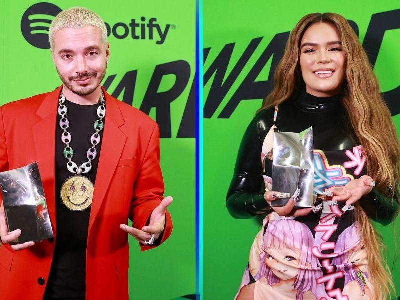 ganadores de los Spotify Awards 2020