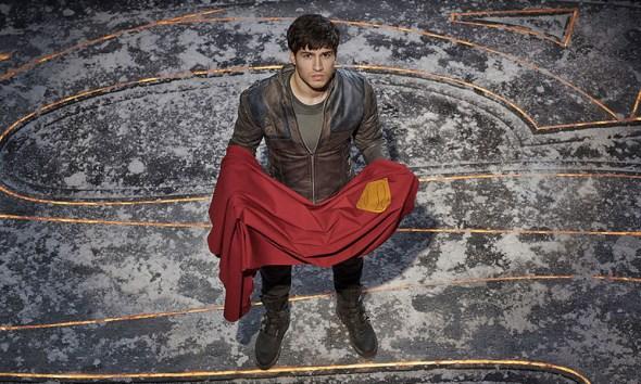 Cameo de Krypton en el Arrowverse