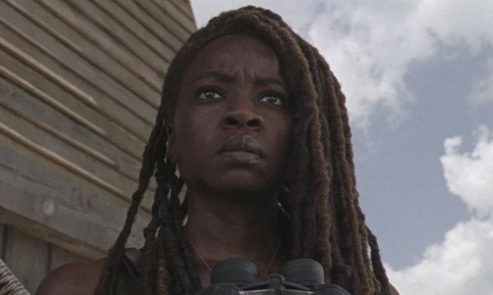 Michonne salió de 'The Walking Dead'