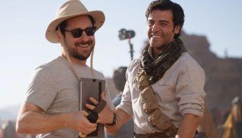 Oscar Isaac reveló escena más divertida de Star Wars