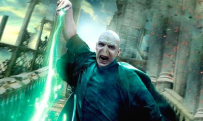 Planean película de origen de Lord Voldemort