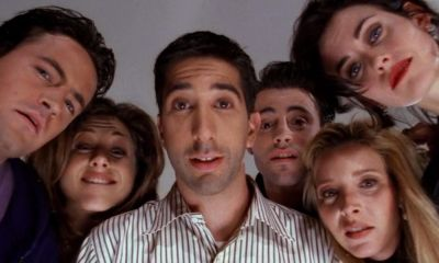reunión de 'Friends' se pospone por coronavirus