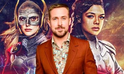 Ryan Gosling interpretaría a Minotaur en 'Thor Love and Thunder'