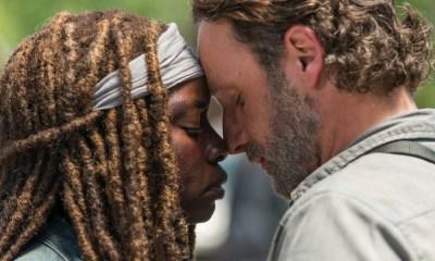 salida de Michonne revelaría que Rick Grimes está vivo