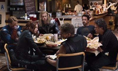 Escena post créditos de The Avengers en Endgame