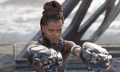 Shuri será una heroína en Black Panther 2