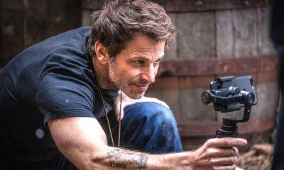 Snyder cut se llama Zack Snyder's Justice League