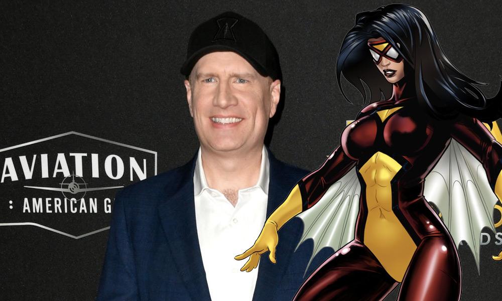 Kevin Feige podría desarrollar una película de Spider-Woman