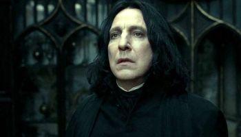 Tim Roth iba a ser Snape