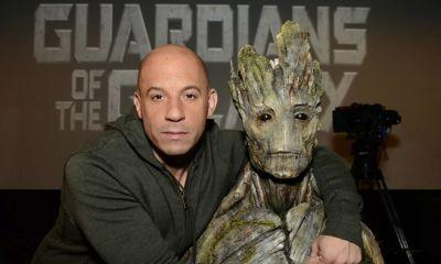 Vin Diesel habla de Alpha Groot