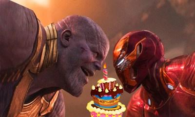 Avengers felicitan a Robert Downey Jr por su cumpleaños
