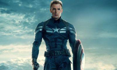 cambios en el traje de Captain America