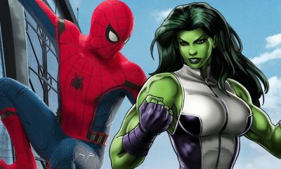 Crossover de She-Hulk y Spider-Man
