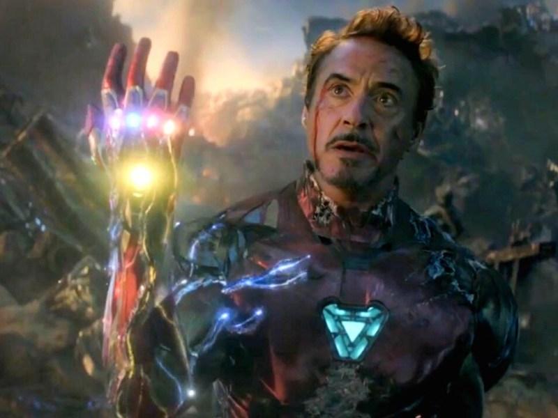 Tony Stark revive en fan trailer de 'Iron Man 4'