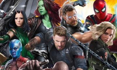 fan póster de Avengers 5