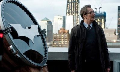 Batman logró salvar a Gordon con una vieja táctica