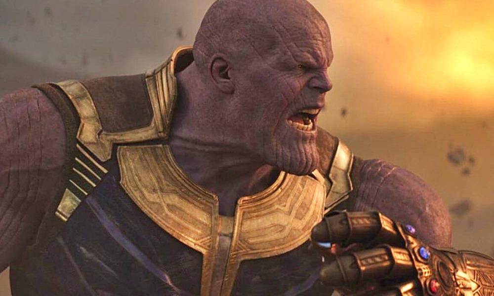 Thanos mostró una habilidad de los videojuegos
