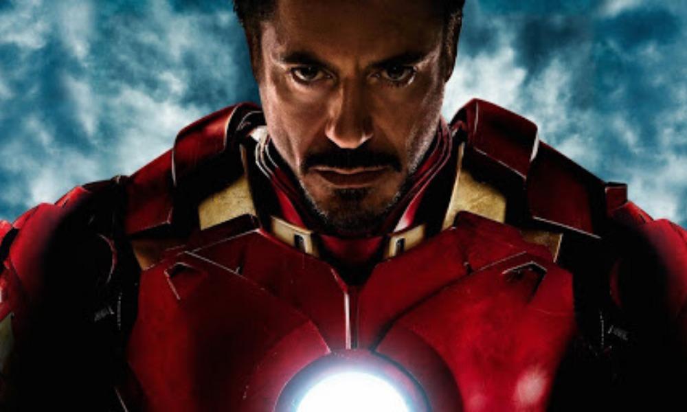 póster de Iron Man en el MCU