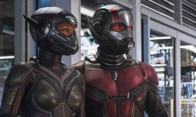 Ant-Man y Wasp enfrentan al coronavirus