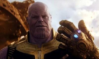 Thanos no usó todas las Gemas del Infinito