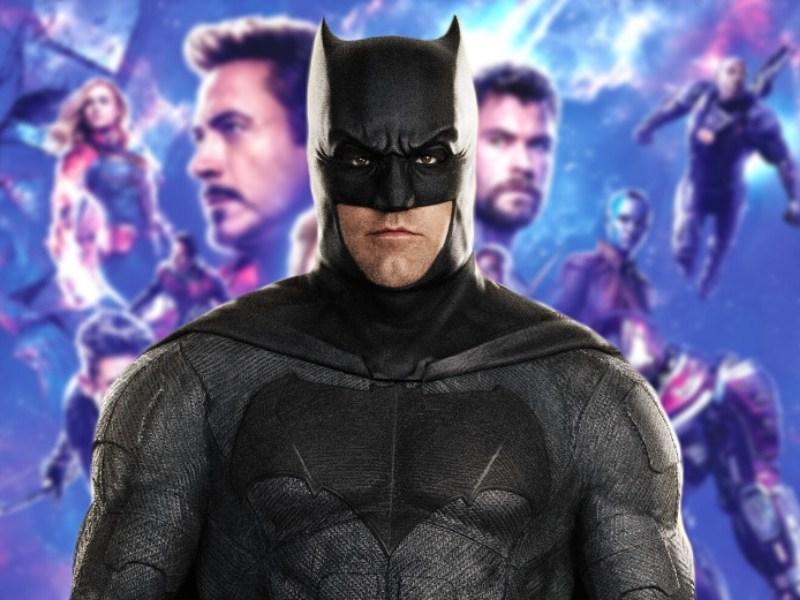 Star-Lord hace una referencia a Batman