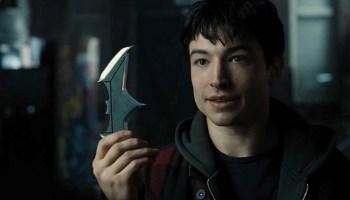 Preparación de Ezra Miller para interpretar a Flash