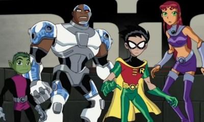 fan trailer de 'Teen Titans'