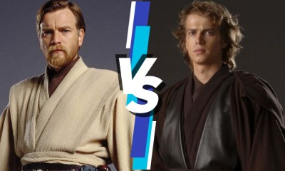 Fans no se deciden si es mejor Obi-Wan o Anakin