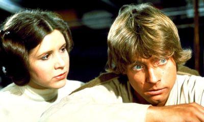fantasmas de Obi Wan y Yoda entrenaron a Leia
