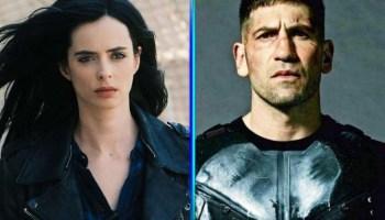 fecha en la que Punisher y Jessica Jones entrarían a Marvel Studios
