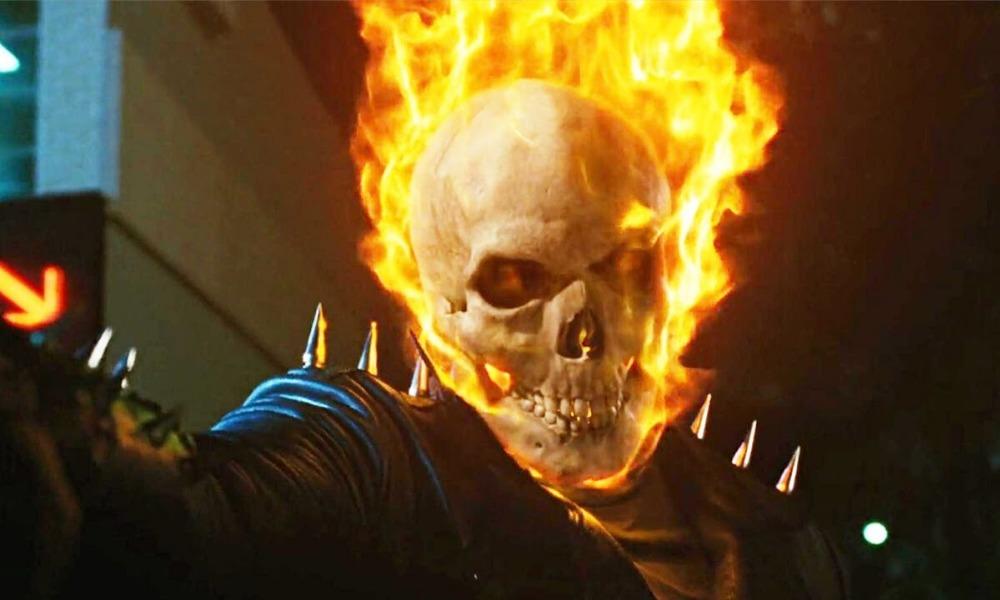Marvel prepara una película de Ghost Rider