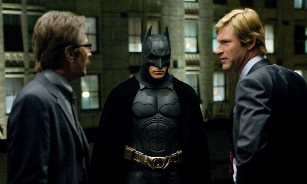 The Dark Knight no mostró murciélagos