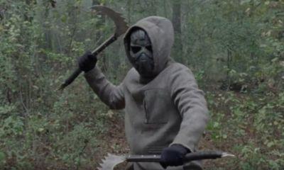 Identidad de Máscara de Hierro en The Walking Dead