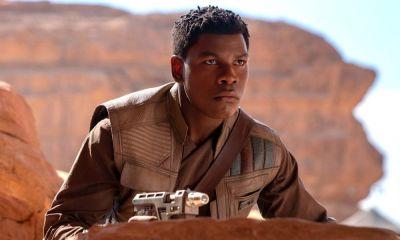 John Boyega odió un diálogo de 'The Last Jedi'