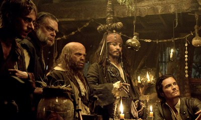 Lee Arenberg confesó que habrá Pirates of the Caribbean 6