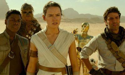 Lucasfilm tiene planes de matar a Finn y a Rey