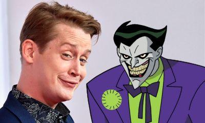 Macaulay Culkin como Joker