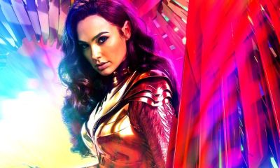 póster revela que Wonder Woman puede volar