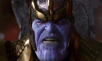 problema de incluir a Thanos en 'Guardians of the Galaxy'