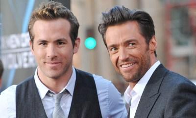 Ryan Reynolds y Hugh Jackman hicieron una tregua