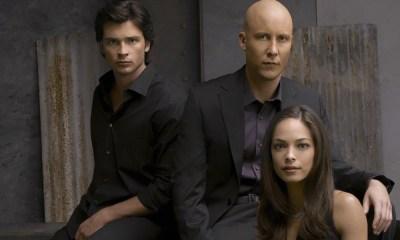 Reunión del cast de Smallville
