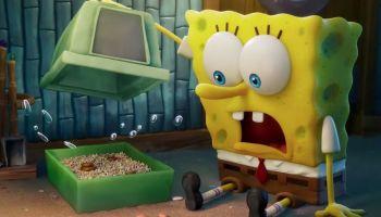 The SpongeBob Movie sufre retraso por coronavirus