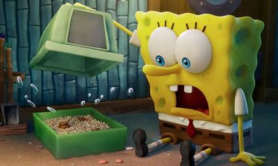 The SpongeBob Movie sufre retraso por coronavirus