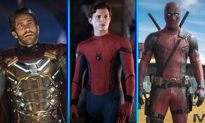Peter Parker quiere unir a Mysterio y a Deadpool